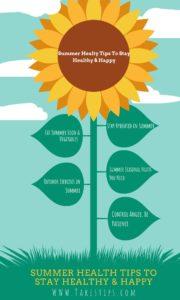 Summer Health Tips 2020